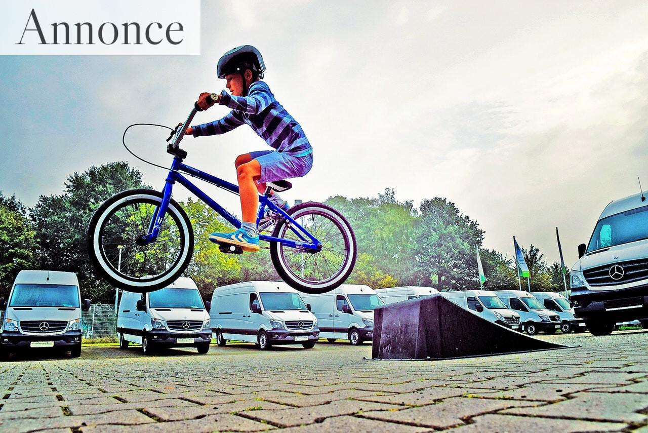 Vælg den rette løbecykel