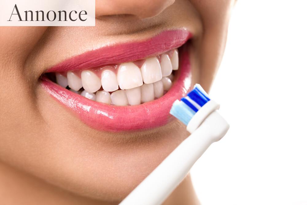 Skal tandbørsten være elektrisk eller manuel?