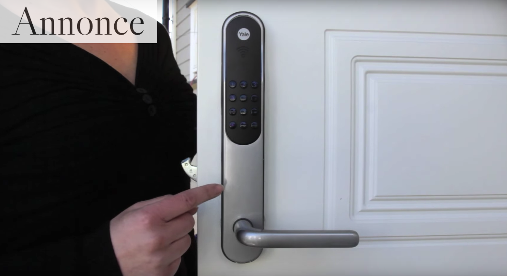 Yale Doorman: Fremragende alternativ til den mekaniske lås