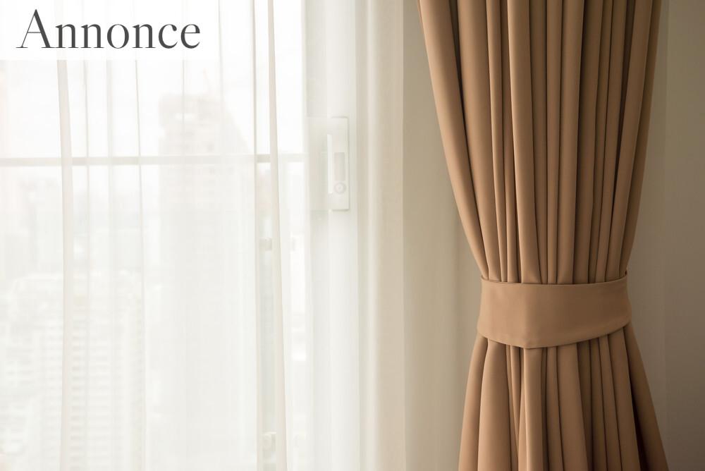 Bedste webshop til gardiner
