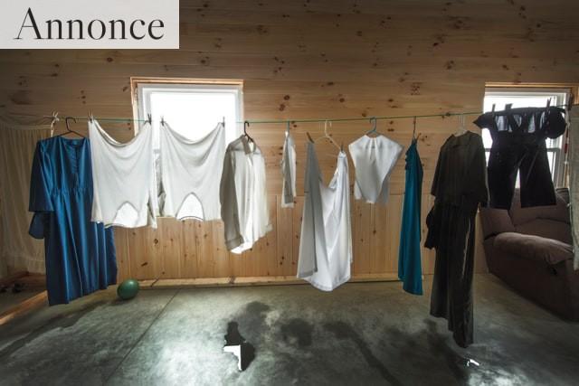 vasketøjet